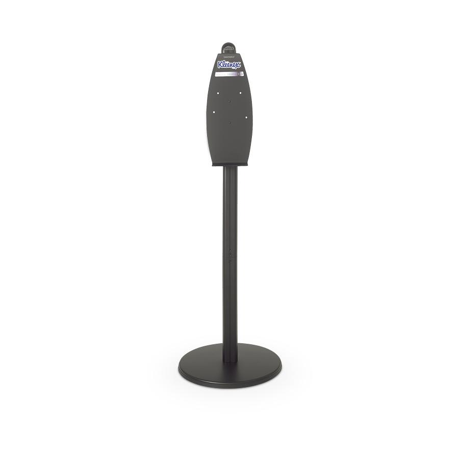 Stojan pro dávkovač mýdlové pěny a dezinfekce rukou KIMBERLY-CLARK 1,2 l, senzorový, stříbrný