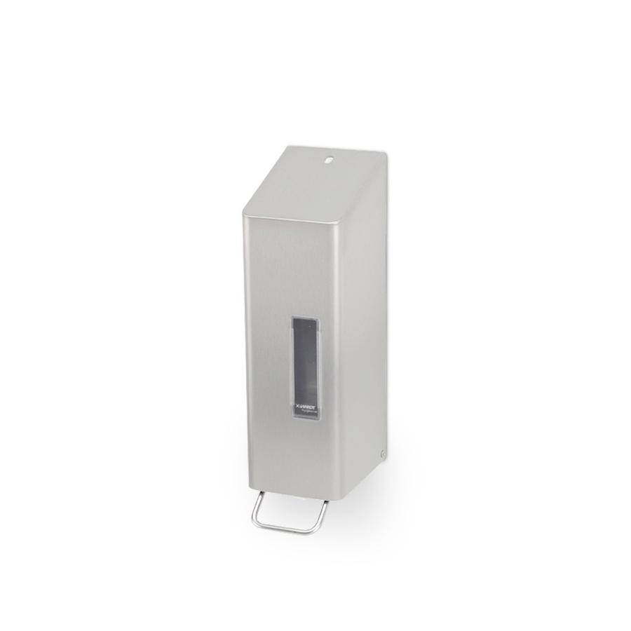 Dávkovač mýdlové pěny SANTRAL NSU 11 E/F, 1,2 l, nerez