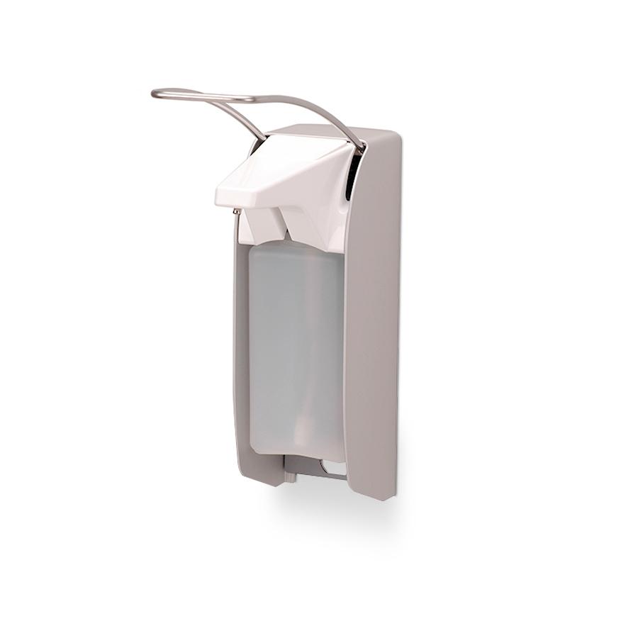 Dávkovač tekutého mýdla, dezinfekce a krému INGO-MAN IMP ELS  E/24, 0,5 l, nerez
