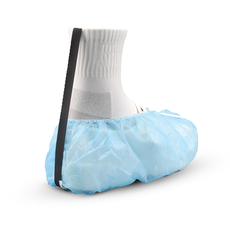 Návleky ARIOSO ESD s vodivou páskou, modré, 41 cm, 1000 ks v kt
