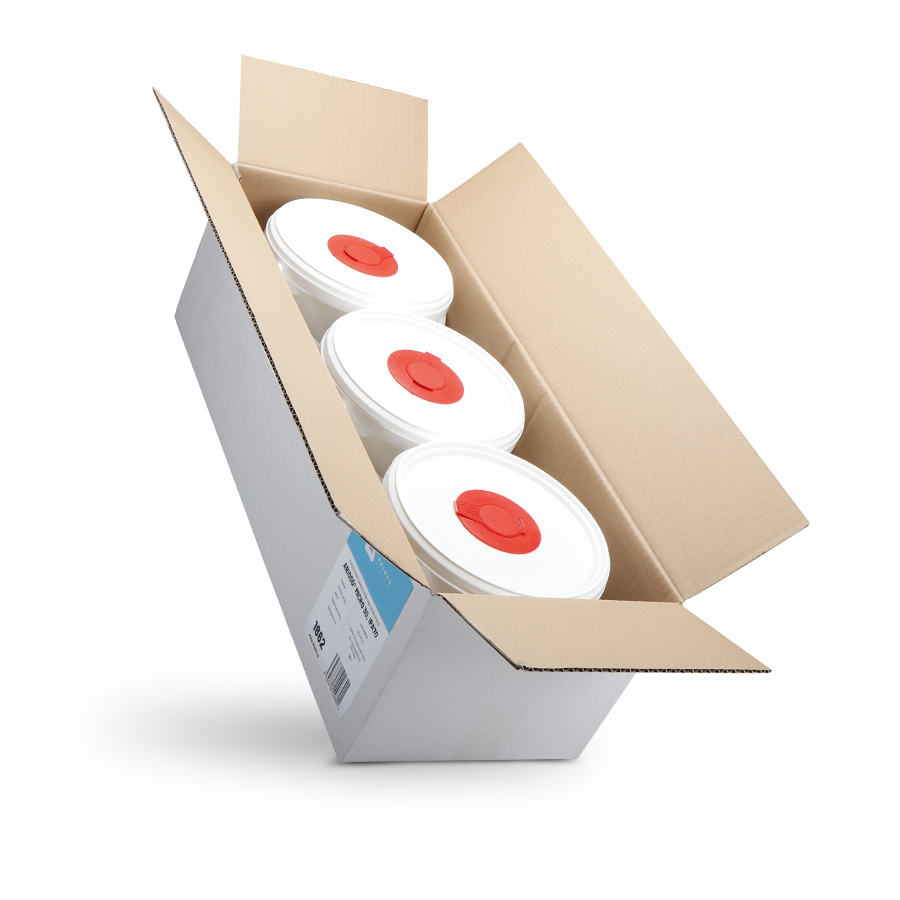 Vlhčené utěrky TERSO Micro 30 IPA70 | 3 x 350 útržků