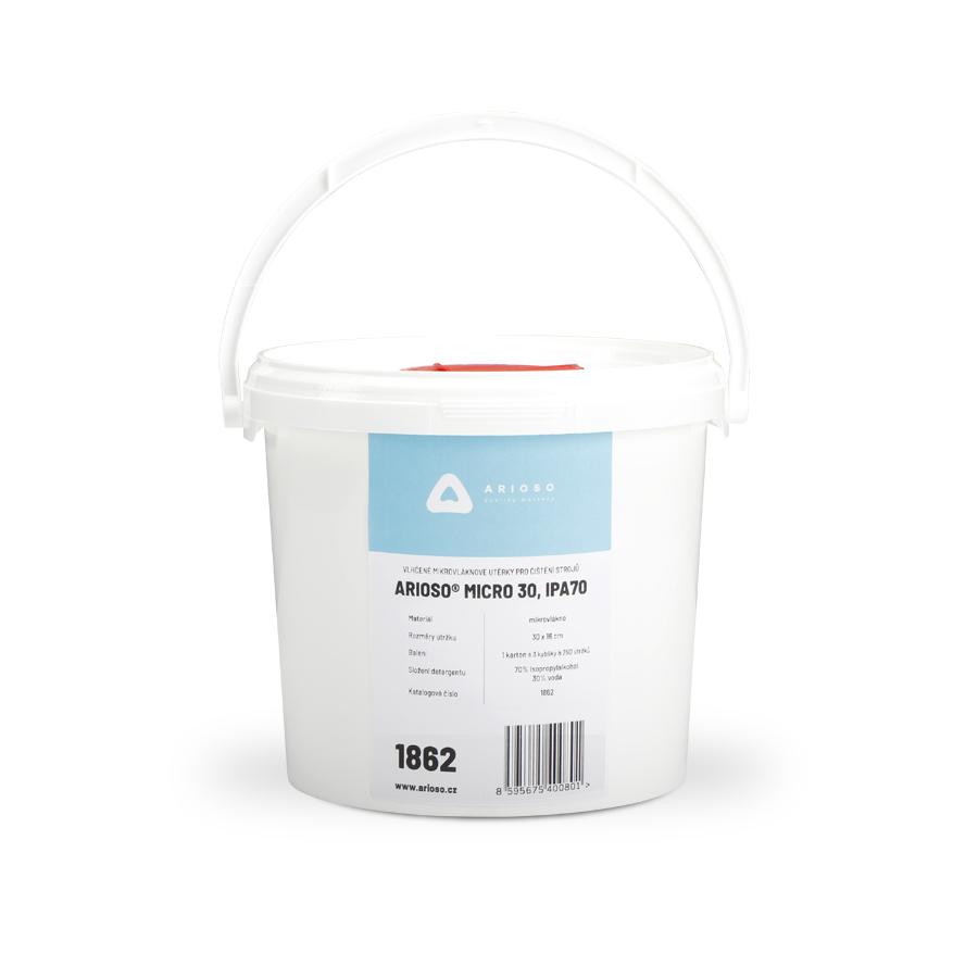 ARIOSO® Micro 30 IPA70 | 3 x 250 útržků