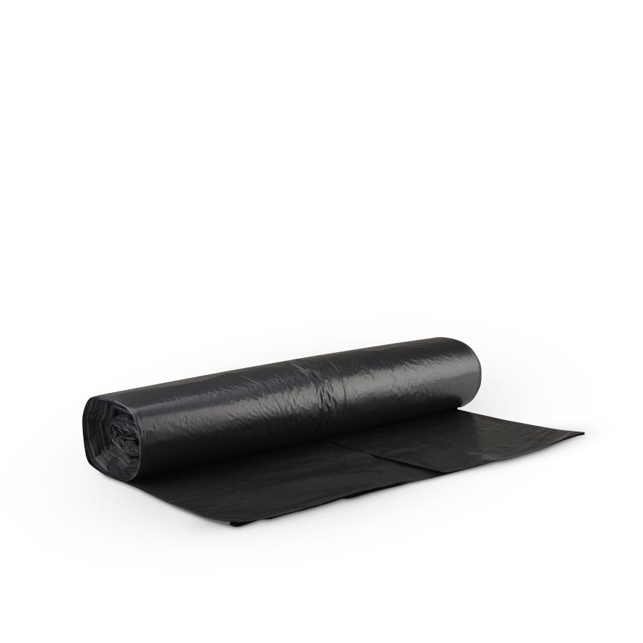 Sáček 700 x 850 mm, 30 mi, černý, 250 ks