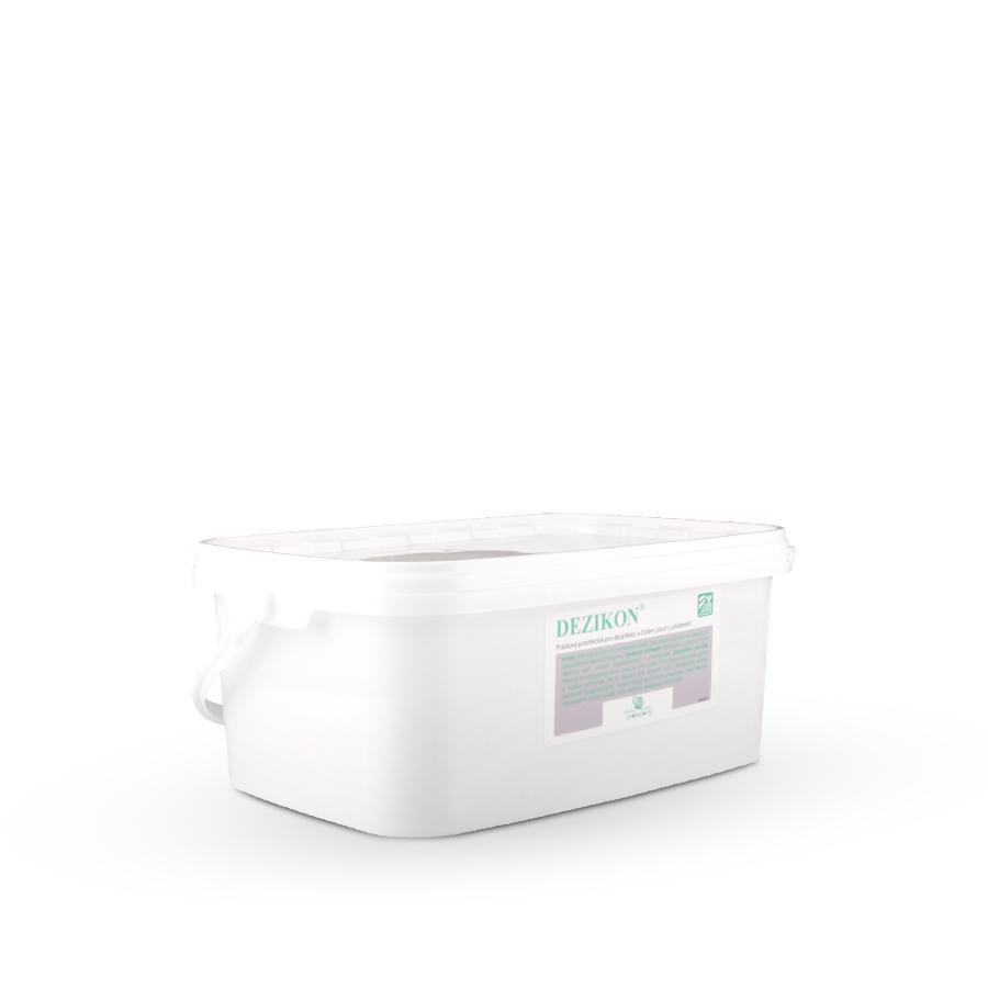 Dezinfekce plošná DEZIKON, 4 x 3 kg
