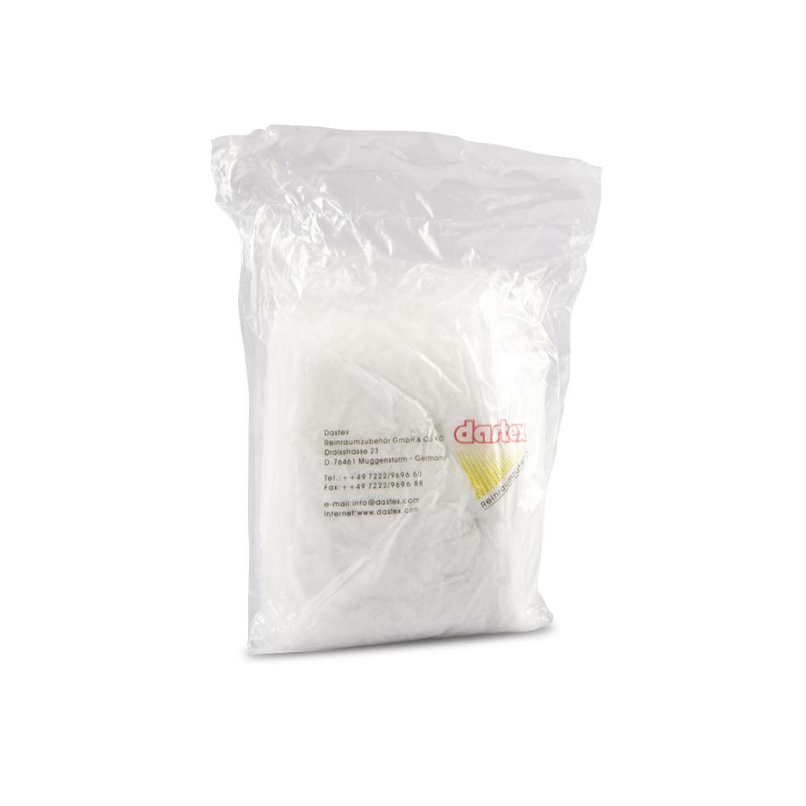 Vousenka z netkané textilie, PP, bílá, extra velká, 1000 ks