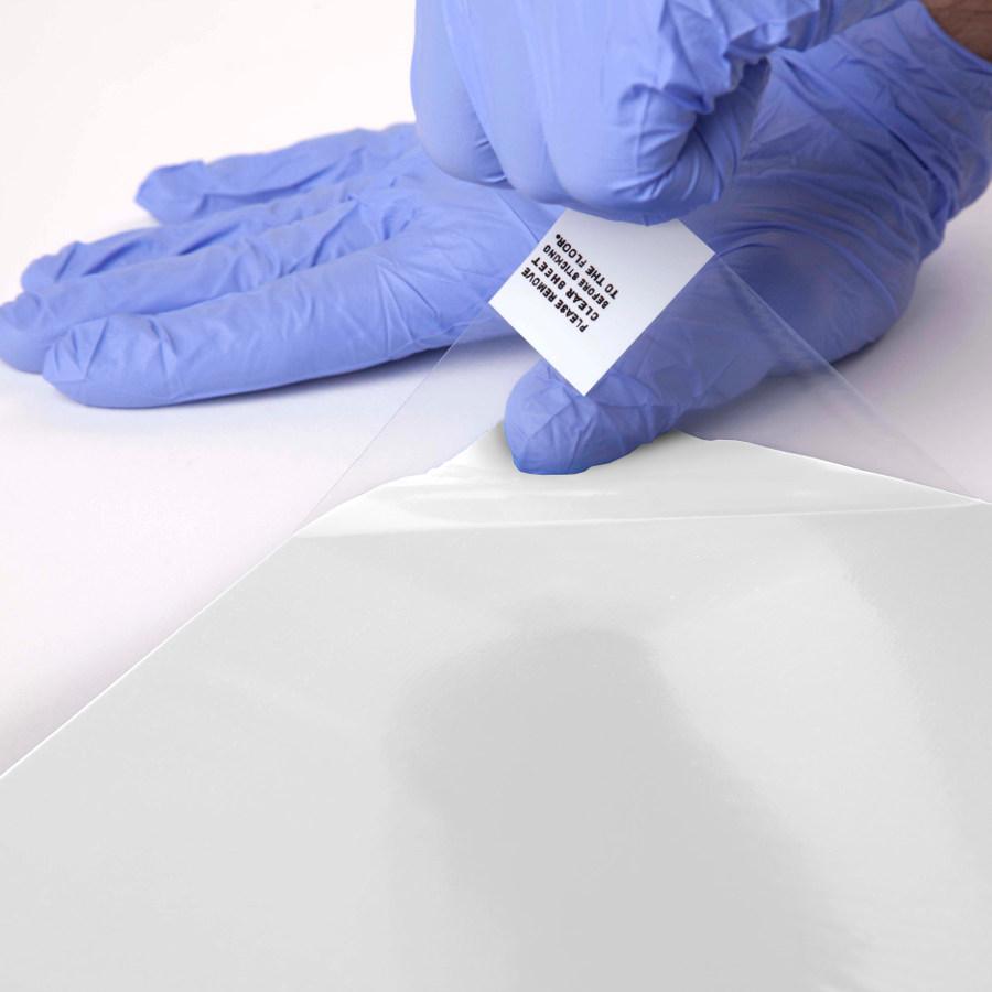 ARIOSO® STICKY MAT bílá 45 x 115 cm 30 listů