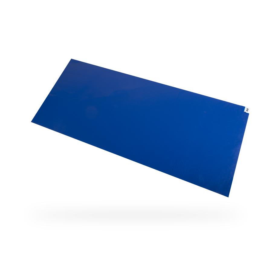 Rohož strhávací ARIOSO STICKY MAT, 60 x 115 cm, modrá, 60 listů