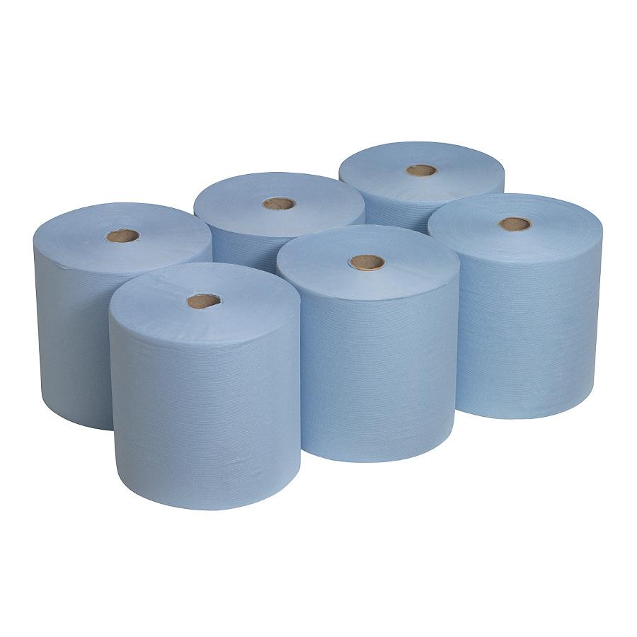 Scott® Xtra, modrá | 6 x 304 m