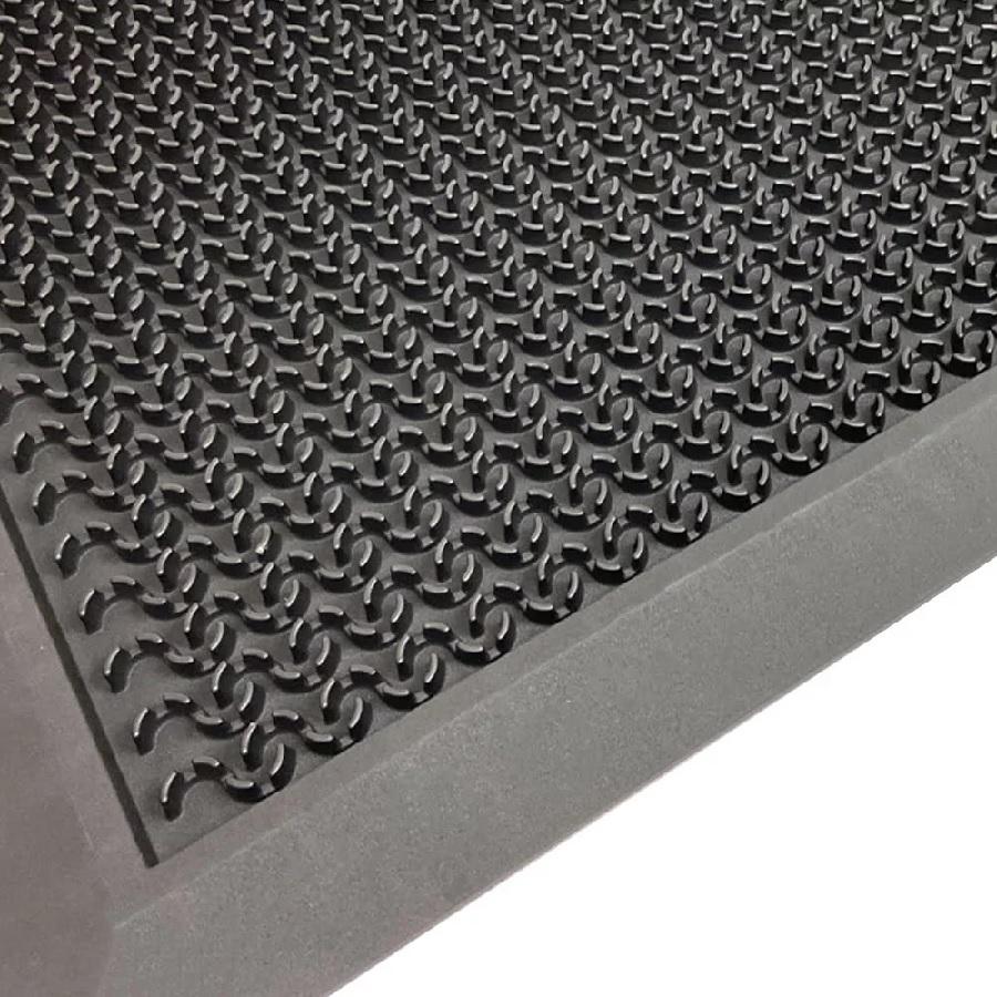 Rohož dezinfekční TERSO DEZISTEP, PVC, 55 x 80 cm, černá