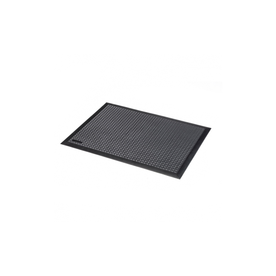 Rohož BUBBLEMAT NT, 0,6 x 0,9 m, 100% nitril, černá