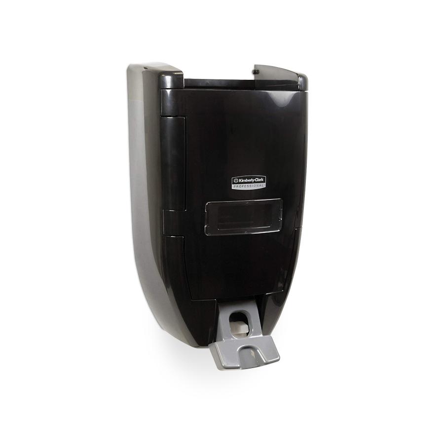 Dávkovač abrazivního mýdla IKO-Premier, 3,5 l, plast, černý