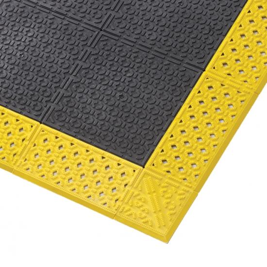 Rohož 920 CushionLok Heavy, žlutá hrana, 30,5 x 30,5 cm
