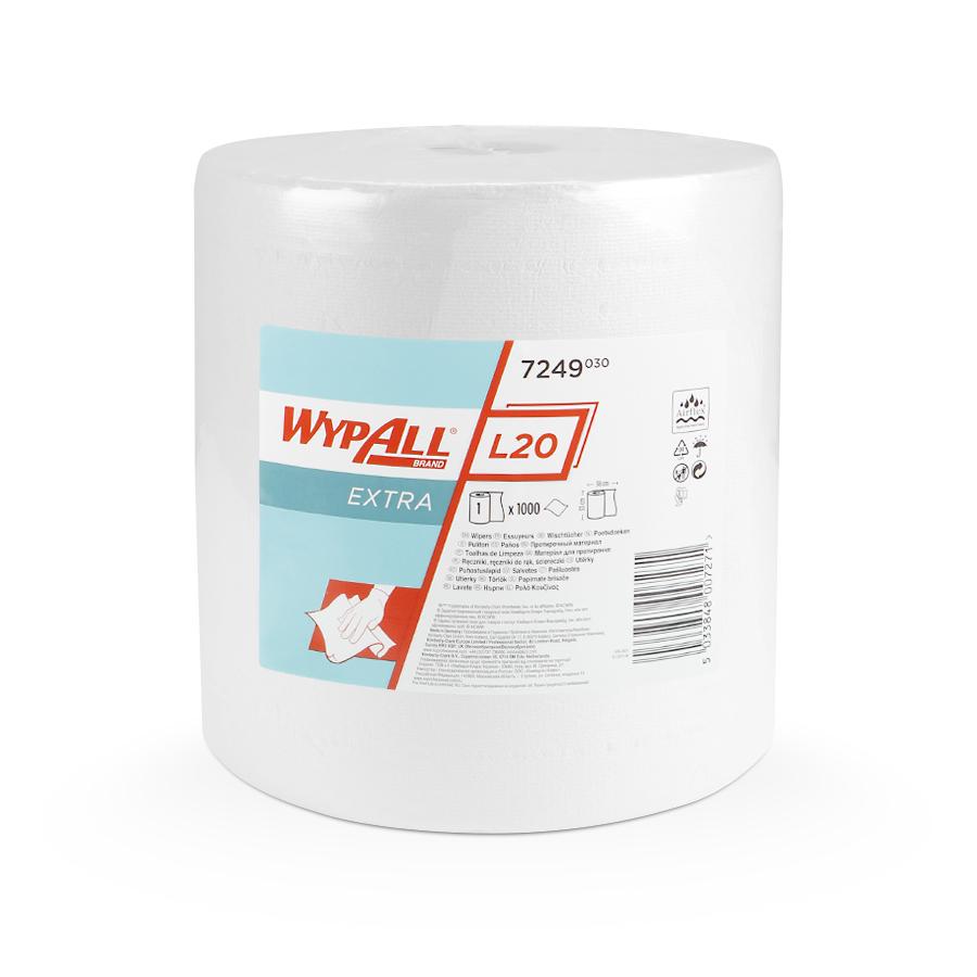 WYPALL L20 EXTRA bílá 325 x 385 mm