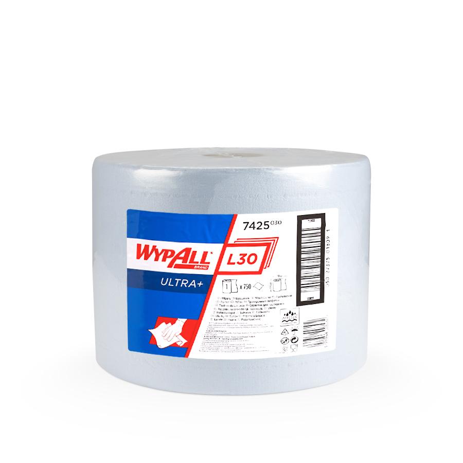 Utěrky WYPALL L30 ULTRA+, 380 x 235 mm