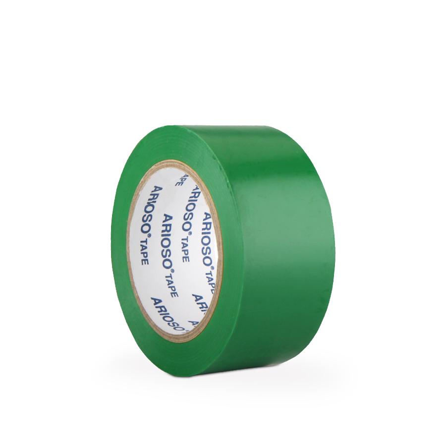 Páska ARIOSO TAPE 50 mm x 33 m, zelená, vyznačovací