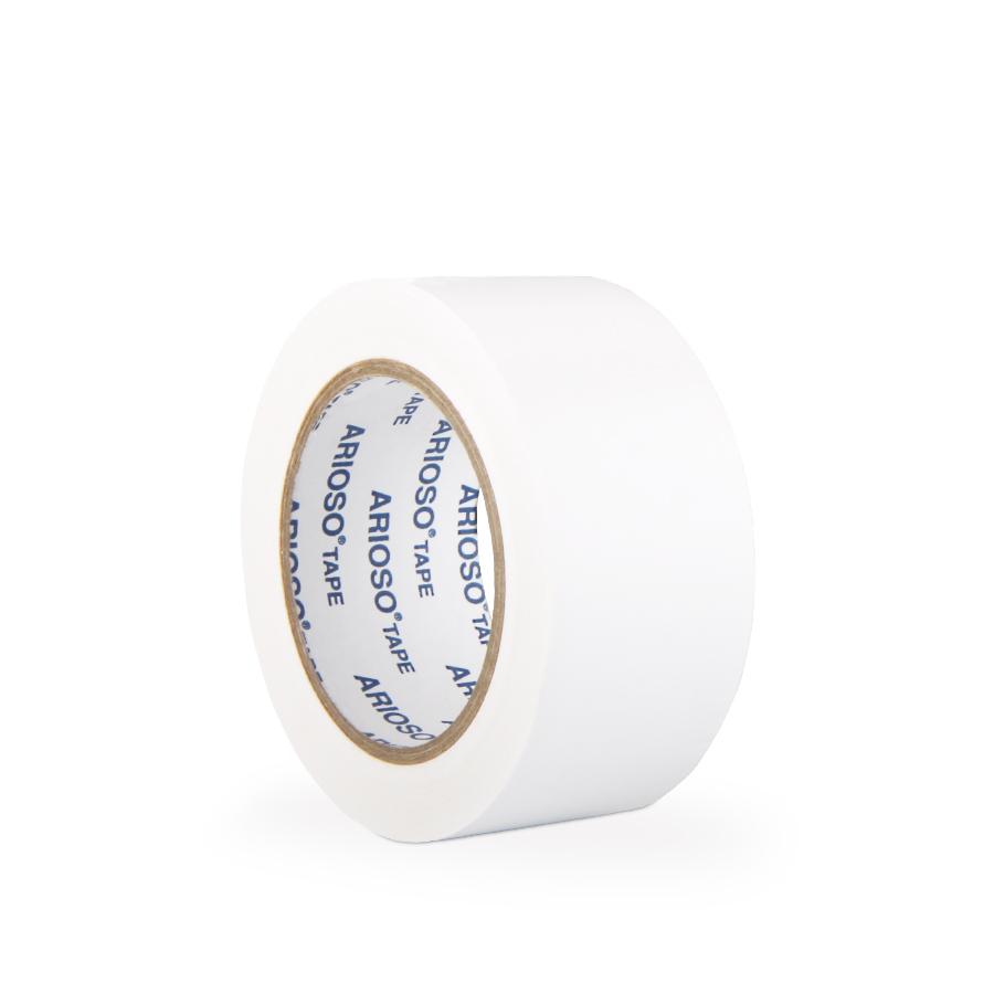 Páska ARIOSO TAPE 50 mm x 33 m, bílá, vyznačovací