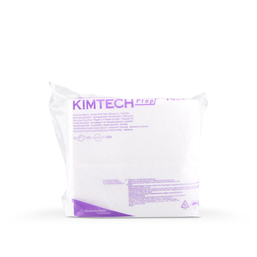 Utěrky KIMTECH PURE, 385 x 351 mm