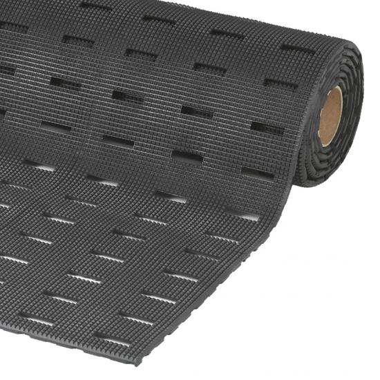 Rohož Cushion Dek , 0,60 m x bm, PVC, černá