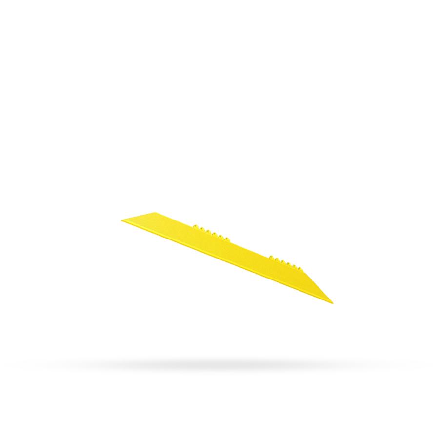 Hrana pro DE-FLEX, 91 cm x 15 cm, žlutá, 100% nitril