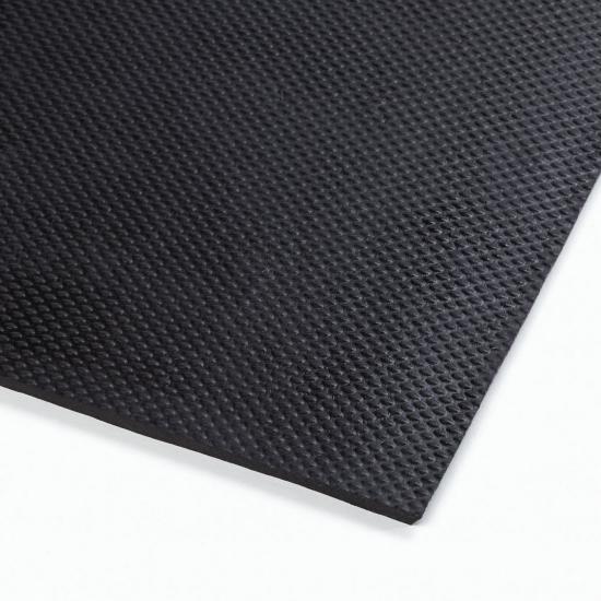 Rohož ARIOSO ZOOMAT NT 182 x 122 x 1,2 cm, černá