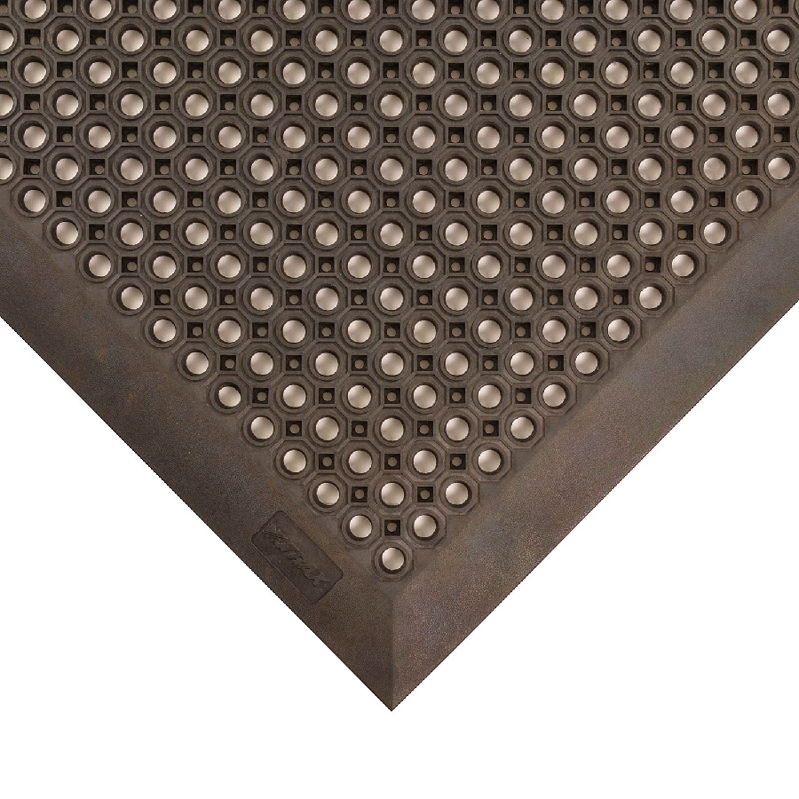 Rohož čisticí  Oktava, pryž, 120 x 180 cm, výška 12 mm, s hranami