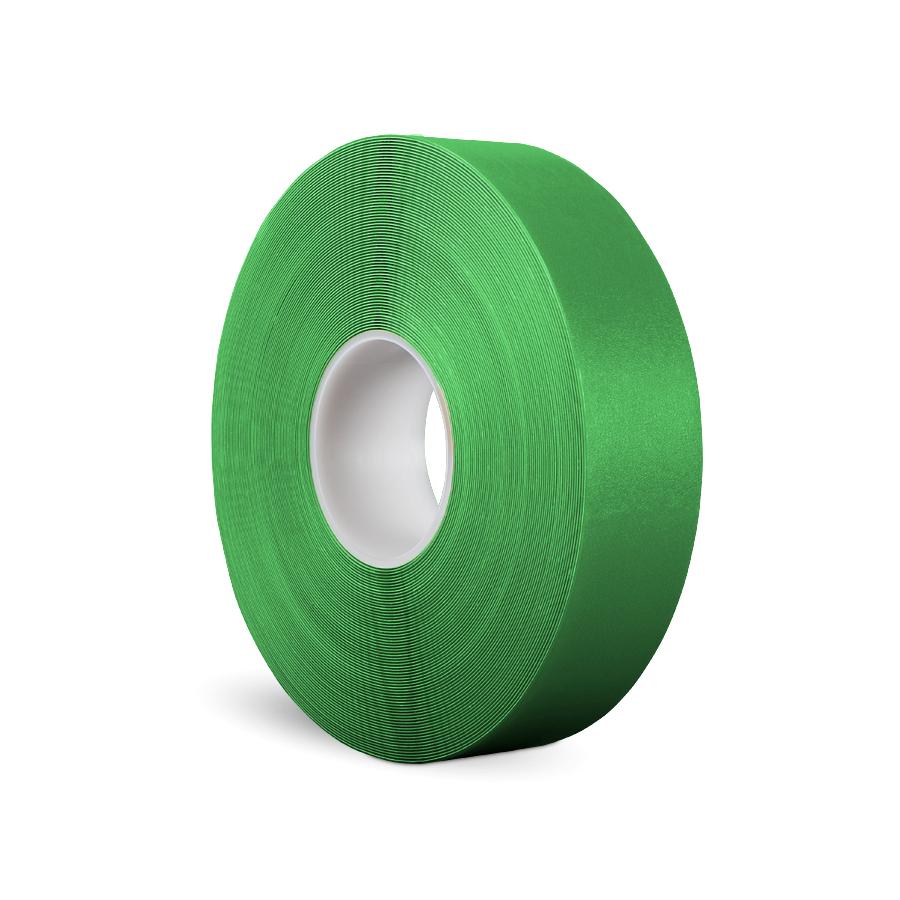 Páska P-Route 50 mm x 30 m, zelená, vyznačovací, PVC, tloušťka 0,96 mm