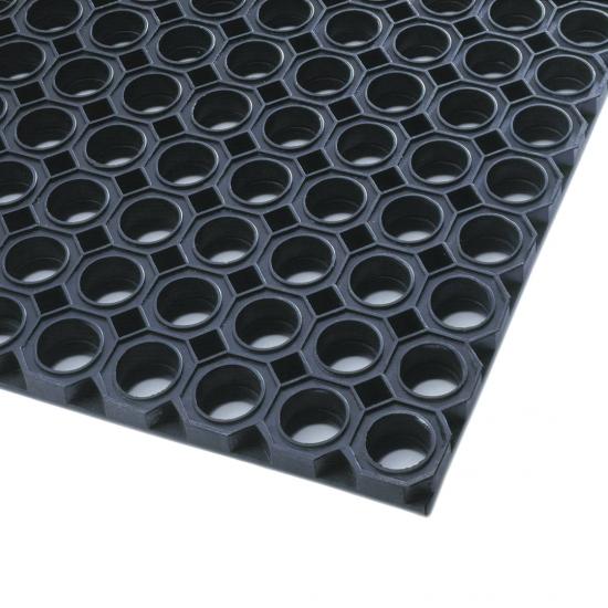 Rohož čisticí ARIOSO OCTOMAT, 1 x 1,5 m, čisticí, gumová