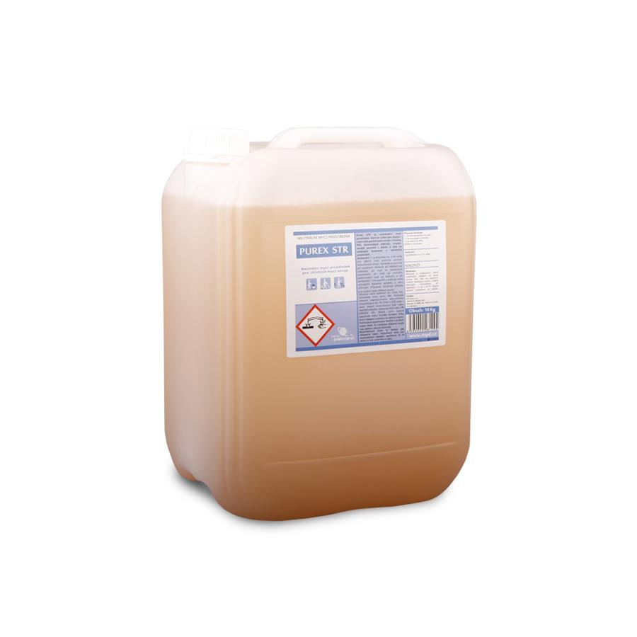 Prostředek čisticí PUREX STR pro strojové čištění podlah, 10 kg