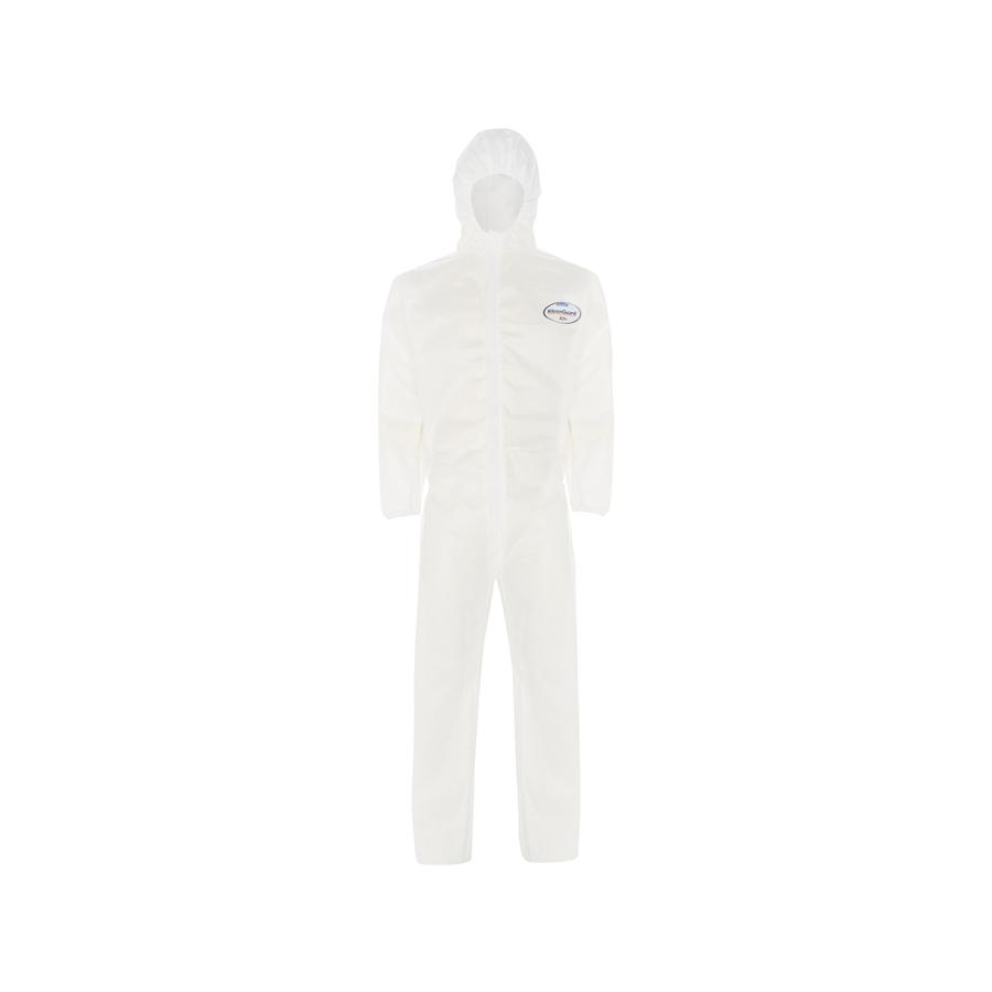 Obleky KLEENGUARD* A20+, antistatický, s kapucí, L, 25 ks