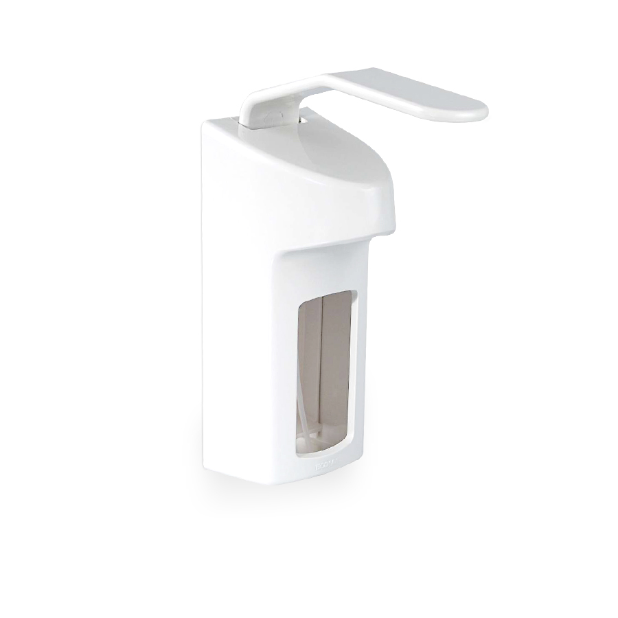 Dávkovač tekutého mýdla, dezinfekce a krému MAXIMUM 2, 0,5 l, plast