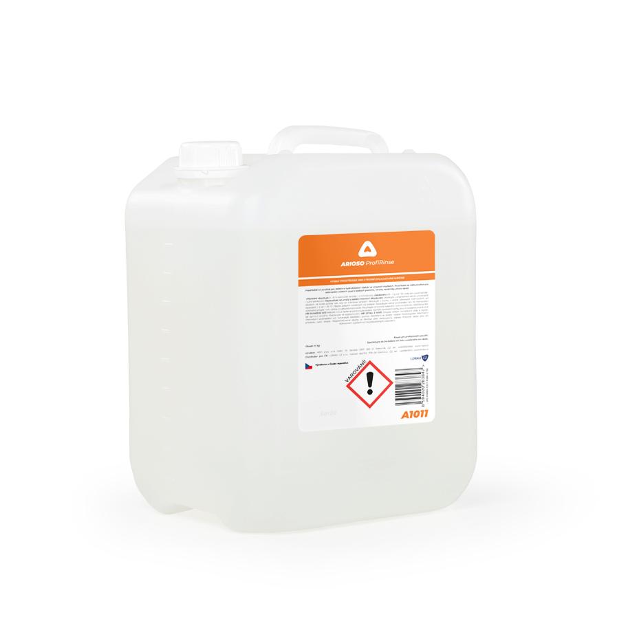 Prostředek čisticí ARIOSO ProfiRinse pro oplach nádobí, 10 kg