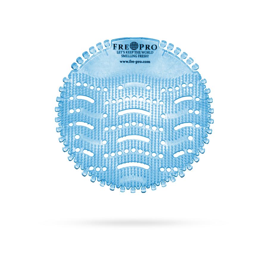 Sítko voňavé do pisoáru COTTON BLOSSOM, modrá, 2 ks