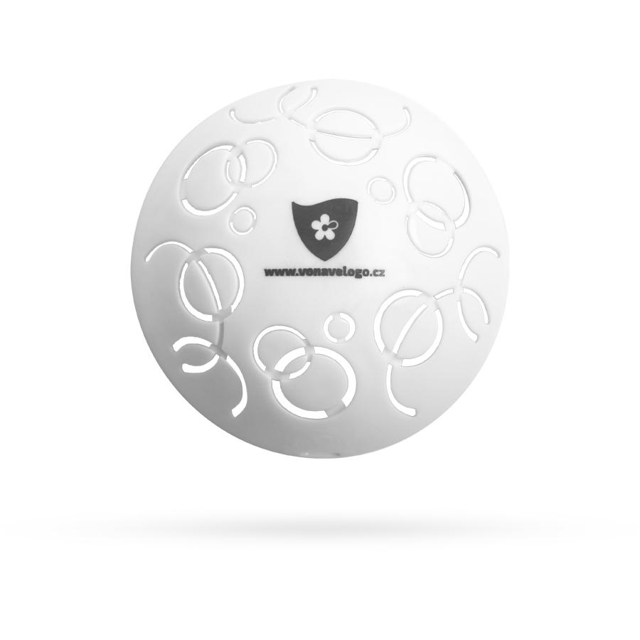 Kryt výměnný pro osvěžovač vzduchu EASY FRESH 2.0, bílý, SPICED APPLE