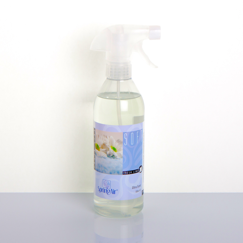 Vůně SpringAir, UltraScent, SOFT, 500 ml