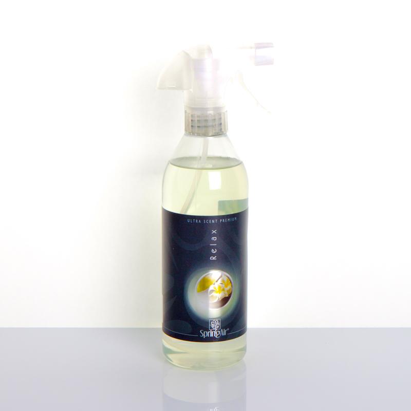 Vůně SpringAir, UltraScent, RELAX, 500 ml