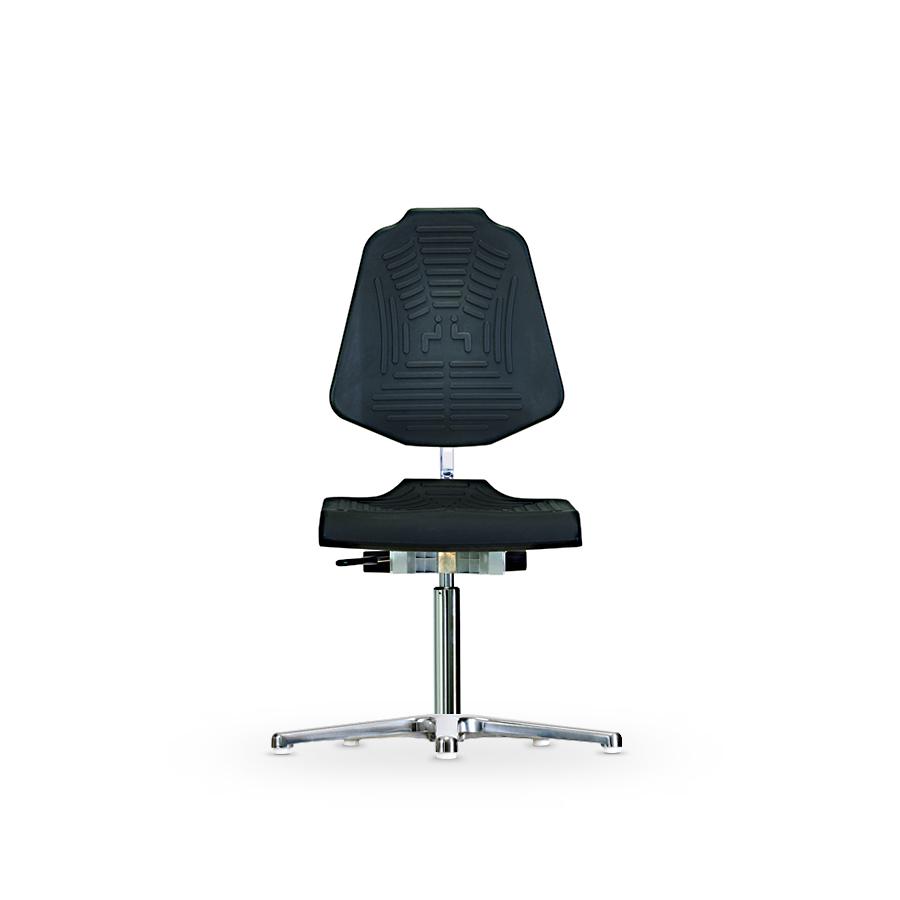 Židle WERKSITZ WS 1210 E XL, polyuretanová, s kluzáky