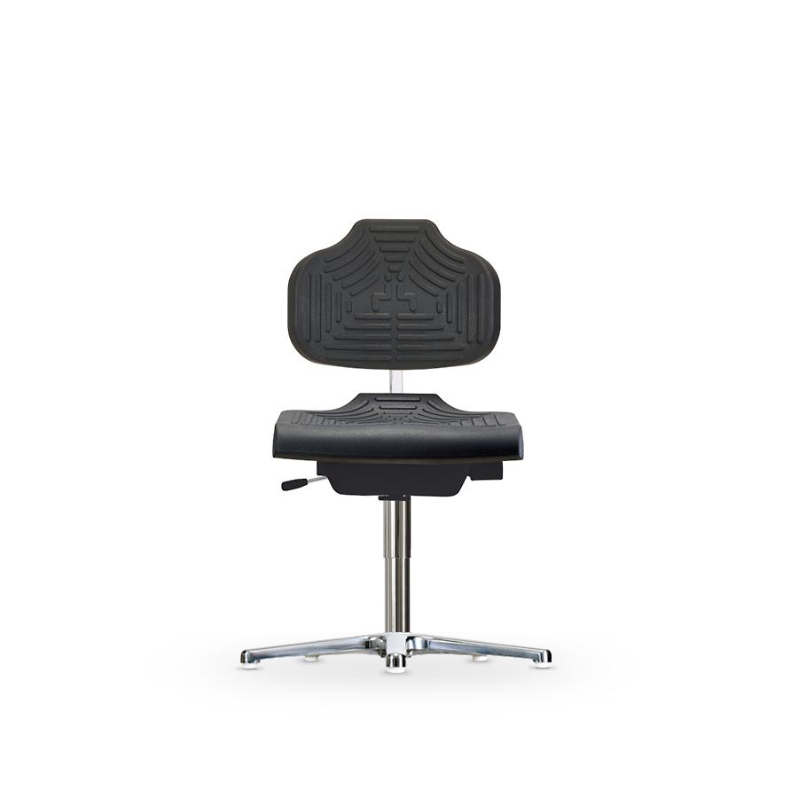 Židle WERKSITZ WS 1210 GMP, polyuretanová, s kluzáky