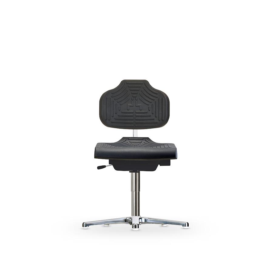 Židle WERKSITZ WS 1210 GMP ESD, polyuretanová, s kluzáky