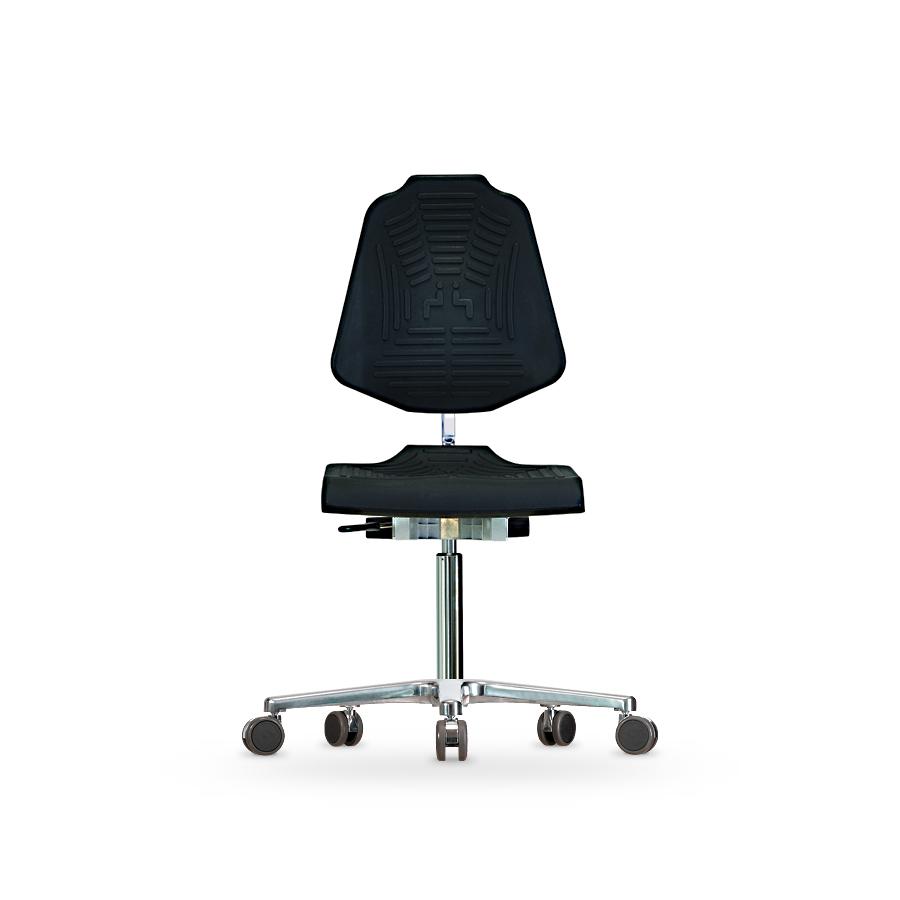 Židle WERKSITZ WS 1220 E, XL, polyuretanová, s kolečky
