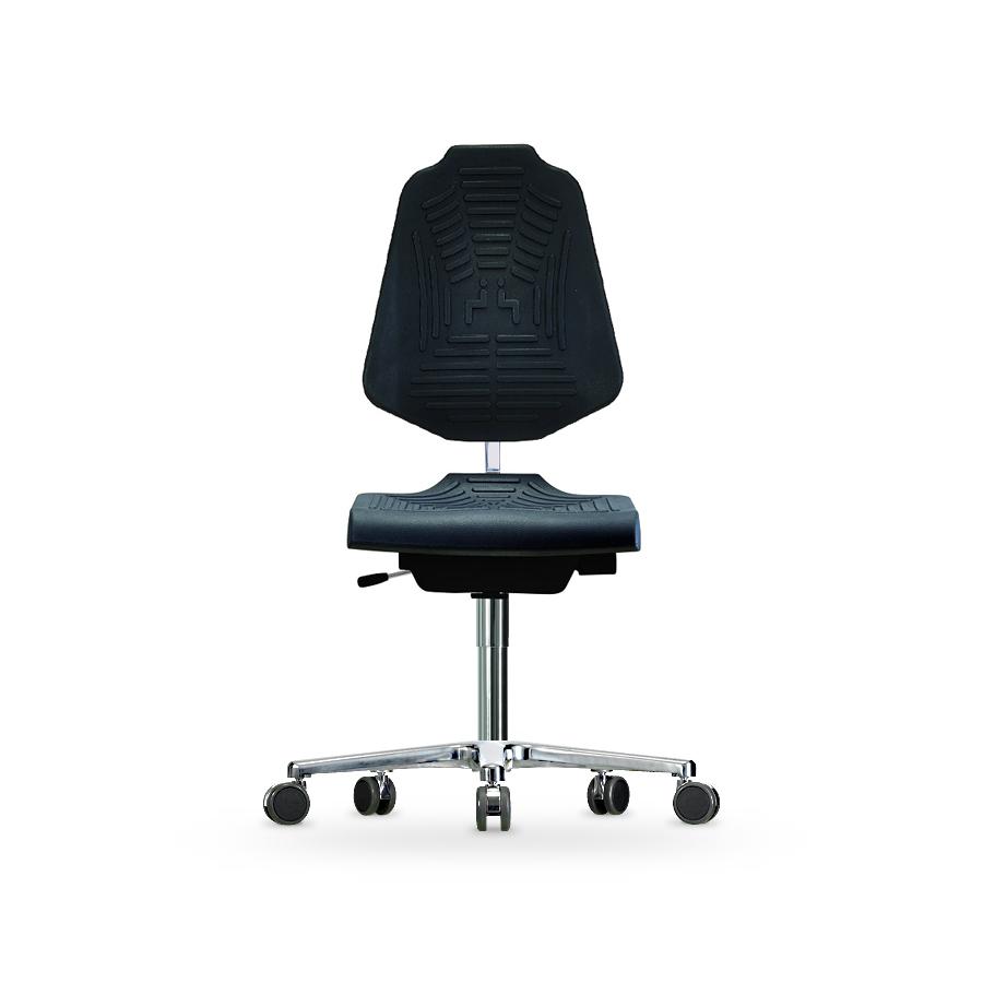 Židle WERKSITZ WS 1220 E XL GMP, polyuretanová, s kolečky