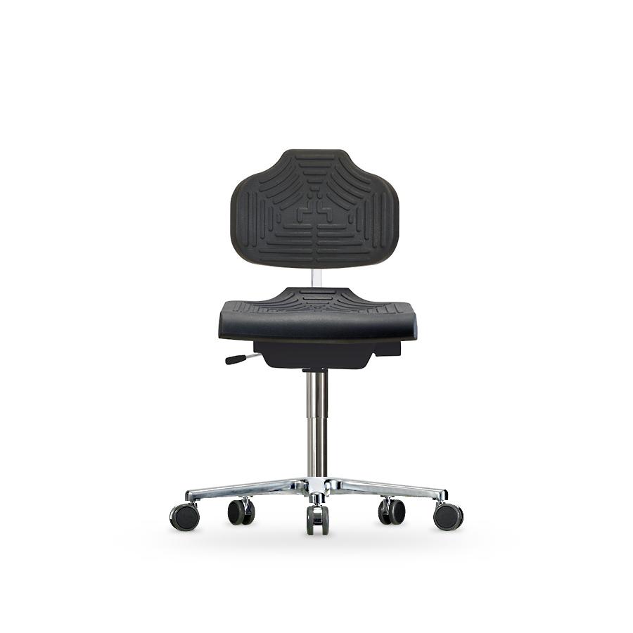 Židle WERKSITZ WS 1220 GMP, polyuretanová, s kolečky