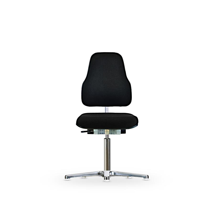 Židle CLASSIC WS 1310 XL Ergo , polstrovaná,  s kluzáky