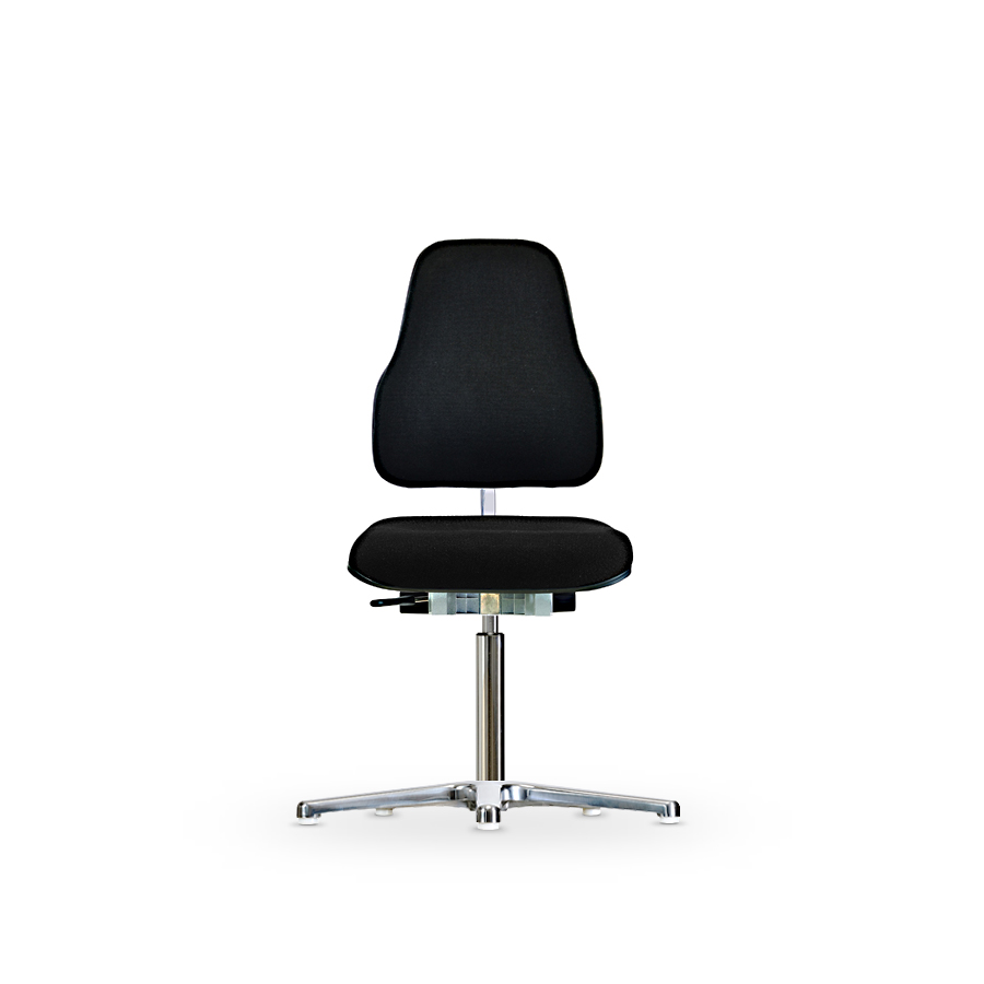 Židle WERKSITZ  WS 1310 XL Ergo , polstrovaná,  s kluzáky