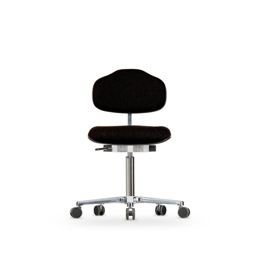 Židle WERKSITZ WS 1320, polstrovaná, s kolečky
