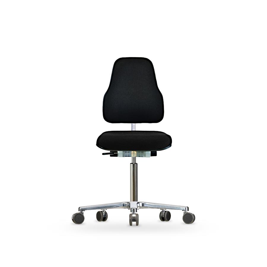 Židle WERKSITZ WS 1320 XL Ergo, polstrovaná, s kolečky