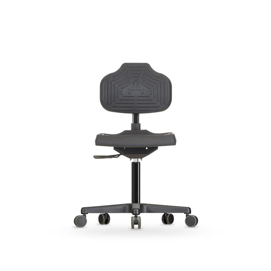 Židle ECONOLINE WS 2220, polyuretanová, s kolečky