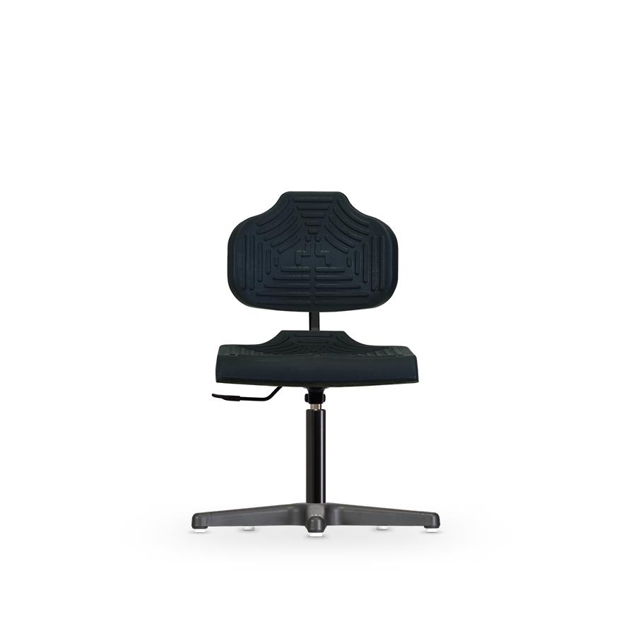Židle BASIC WS 7210, polyuretanová, s kluzáky