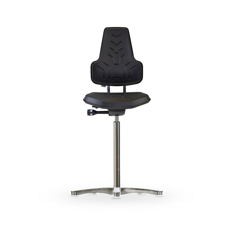 Židle WERKSTAR WS 8211 PUR, vysoká, s kluzáky