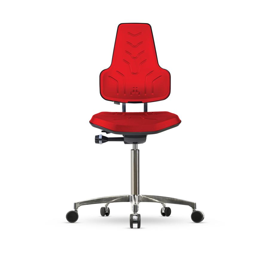 Židle WERKSTAR WS 8220, PUR, s kolečky