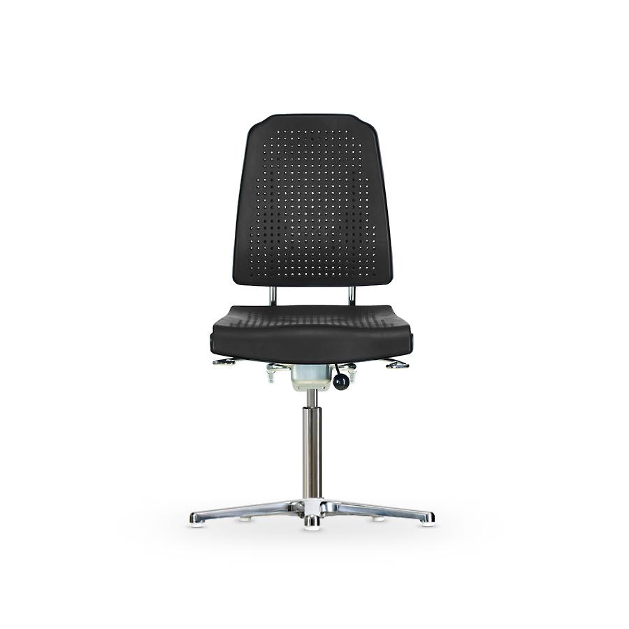 Židle WERKSITZ KLIMASTAR WS 9210 ESD, polyuretanová, s kluzáky